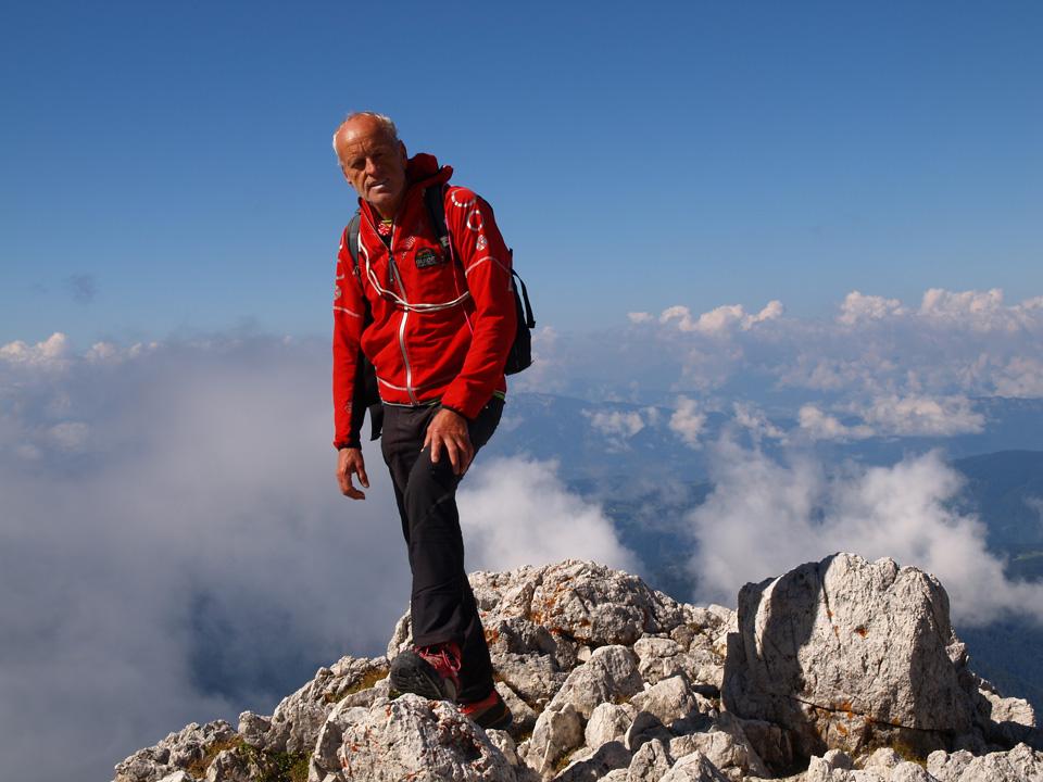 Artur Obkircher, Bergwanderführer